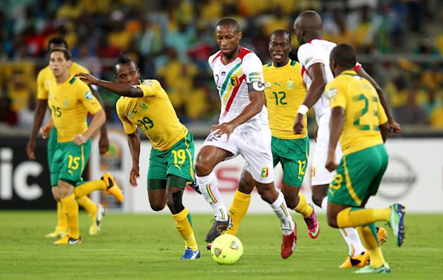 South Africa v Mali - 2013 Africa Cup of Nations Quarter-Final