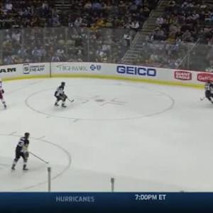 Thomas Greiss Save on Connor Murphy (05:43/1st)