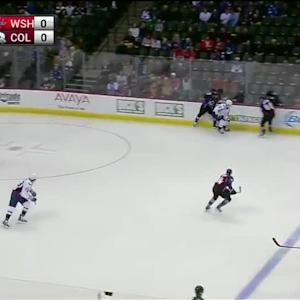 Washington Capitals at Colorado Avalanche - 11/20/2014