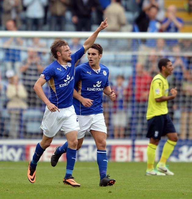 Soccer - Sky Bet Championship - Leicester City v Birmingham City - King Power Stadium