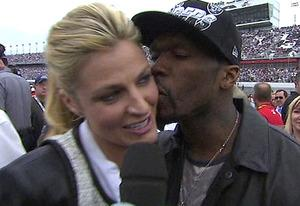 Erin Andrews, 50 Cent | Photo Credits: FOX