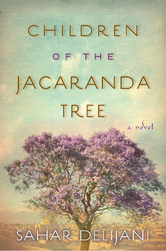 "This book cover image released by Atria Books shows ""Children of the Jacaranda Tree,"" a novel by Sahar Delijani. (AP Photo/Atria Books)"