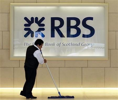 RBS To Cut Further 300 Jobs At Investment Bank