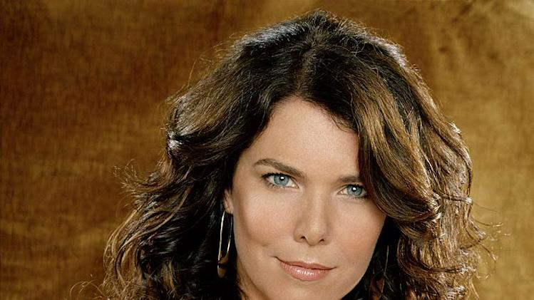 Lauren Graham stars as Lorelai Gilmore in Gilmore Girls on The CW.