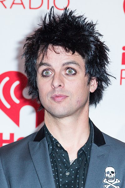 Billie Joe Armstrong at the 2012 iHeartRadio Music Festival