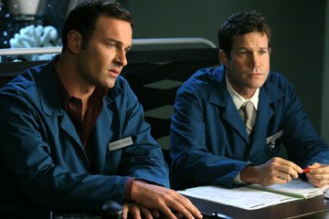 Julian McMahon and Dylan Walsh FX's Nip/Tuck