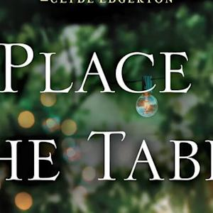 Susan Rebecca White on her novel A PLACE AT THE TABLE