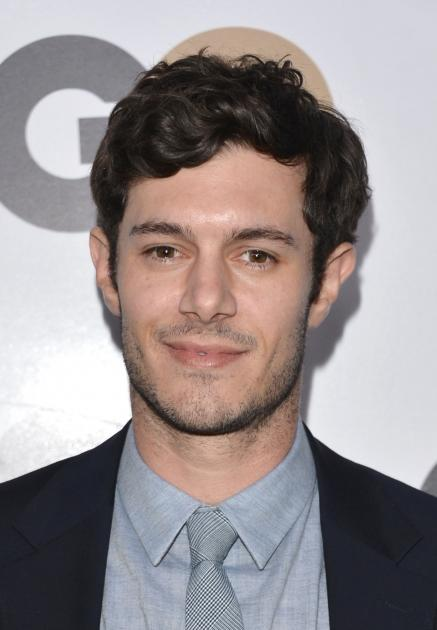 Adam Brody arrives at the GQ Men of the Year Party at Chateau Marmont, Los Angeles, on November 13, 2012 -- Getty Images