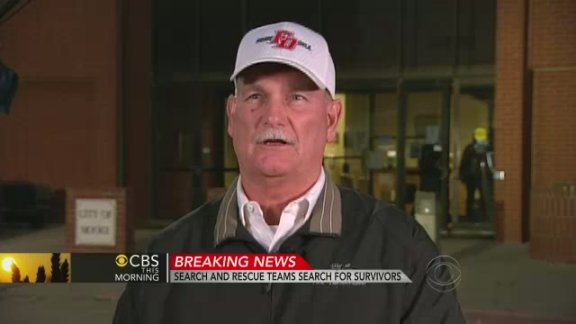 Moore fire chief: Larger casualty tornado than we've ever had