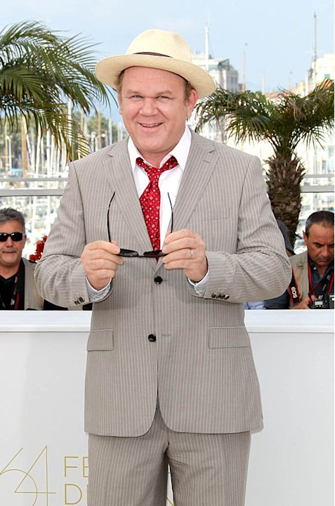 JohnC Reilly Cannes