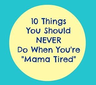 Avoid these 10 things when you're