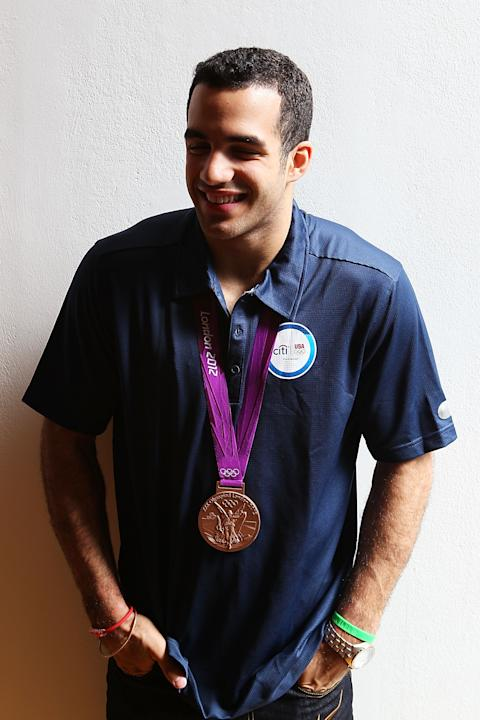 "Danell Leyva: ""I won an Olympic medal for the US"""