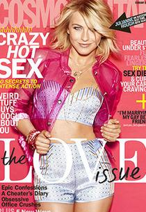 Julianne Hough | Photo Credits: Cosmopolitan Magazine