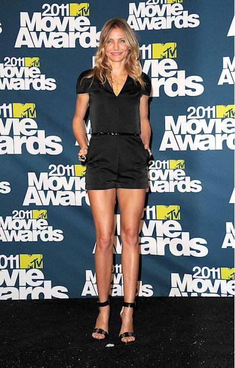 Cameron Diaz MTV Movia Awards