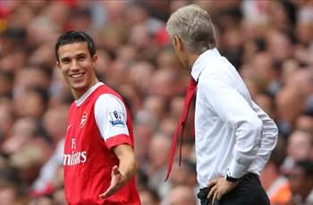 Revealed: Van Persie told Wenger which players to sign for Arsenal in explosive meeting