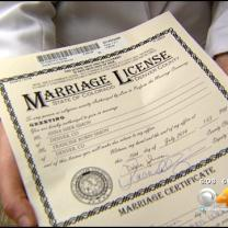 More Gay Couples Obtain Marriage Licenses As Courts Mull Road Ahead