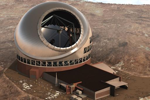 Construction of Giant Telescope in Hawaii Could Begin This Summer