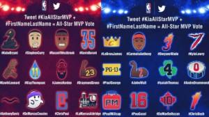 The NBA Will Use Awesome Twitter Emojis for Fan All-Star Voting