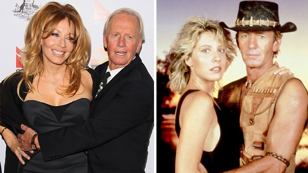 Crocodile Dundee And Linda Kozlowski Now And Then Ar15 Com