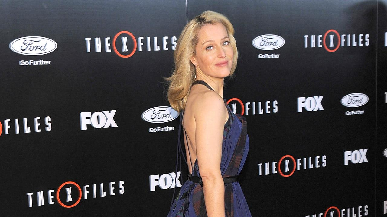 Gillian Anderson Slams Plastic Surgery Rumors as 'Bollocks,' Says She's '#AgingWithoutShame'