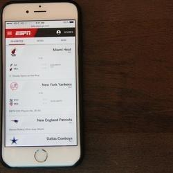 ESPN Launches A Big Redesign For Its WebVersions