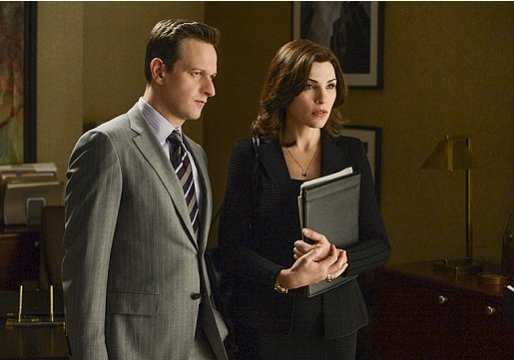 Good Wife Bosses Preview 'Tense'&nbsp;&hellip;