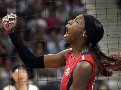 US women reach Olympic volleyball finals
