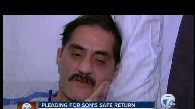 Father Pleads For Son's Return