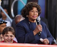 Katherine Jackson Seeking Co-Guardianship of Grandchildren