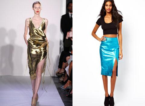 Trend: Metallic Shine