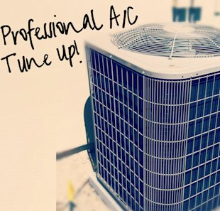 Tune up your air conditioner