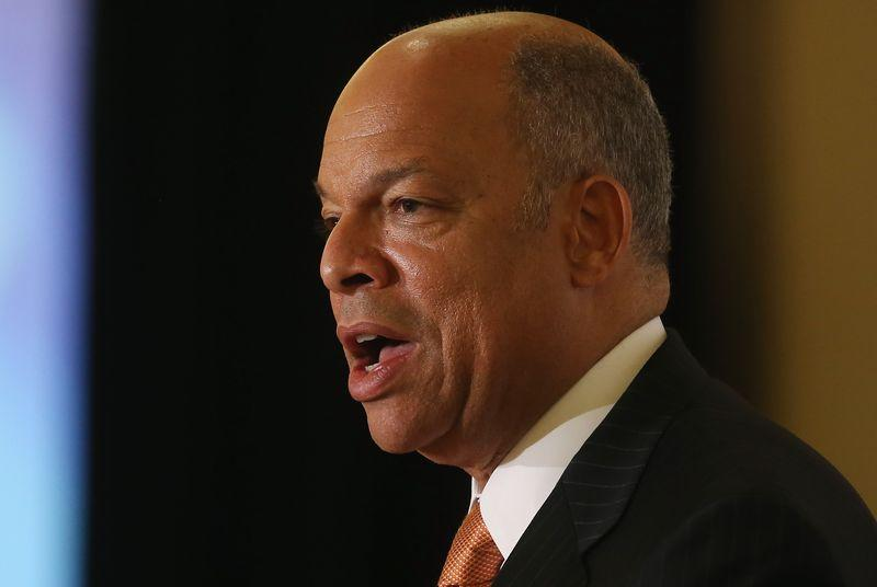 Homeland Security chief calls Sony hack 'an attack on our freedom of expression'