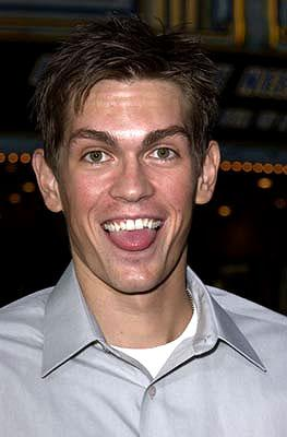 "Premiere: ""Reba"" star Steve Howey at the Westwood premiere of Warner Brothers' Summer Catch - 8/22/2001"
