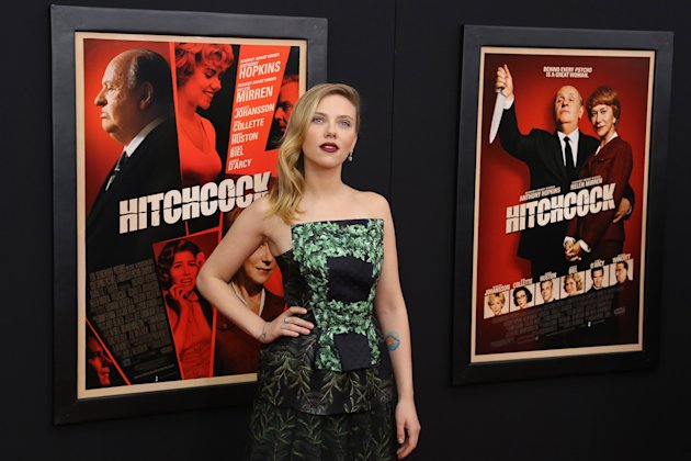 &quot;Hitchcock&quot; New York Premiere - Arrivals