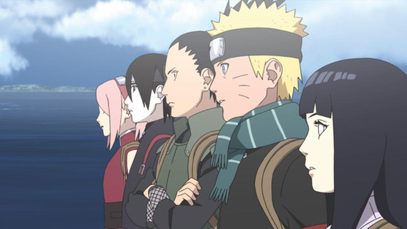 Steam's streaming video library now includes Naruto
