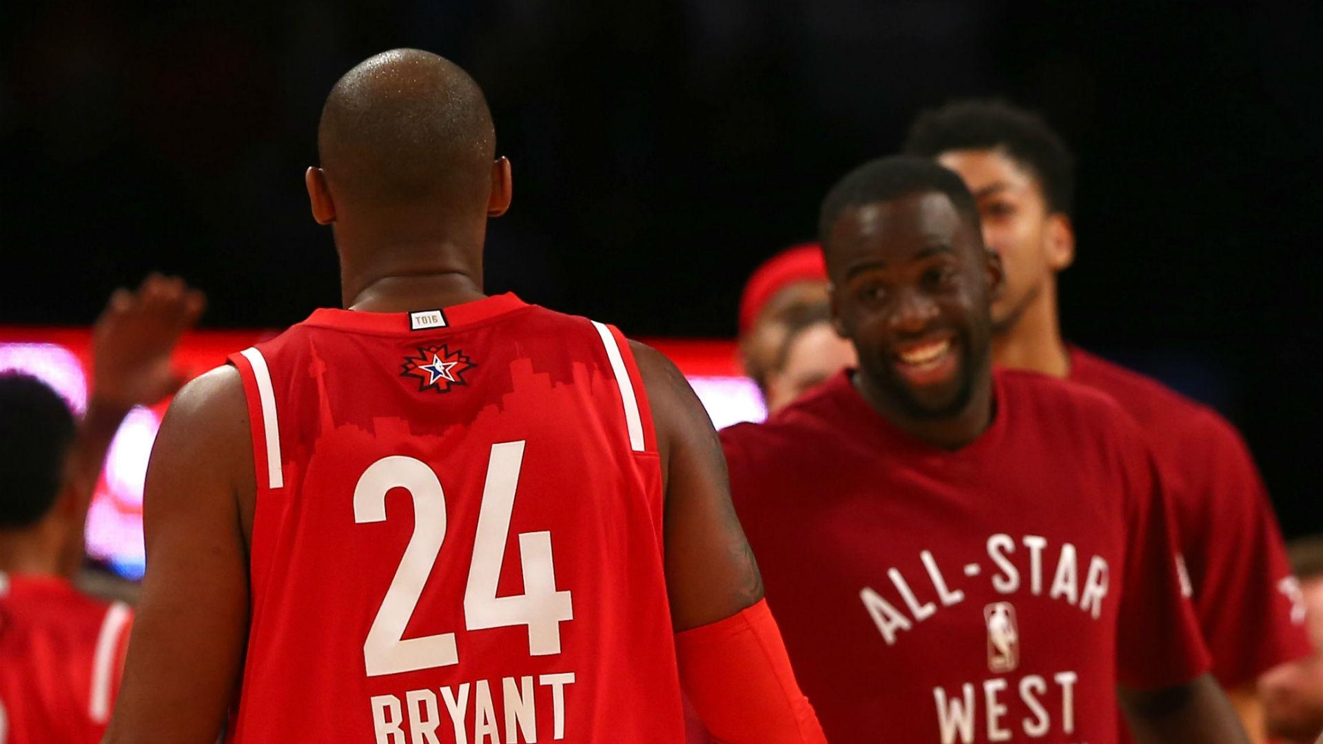 Kobe Bryant reaches out to Draymond Green after Game 4 loss
