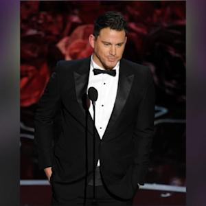 Channing Tatum Talks Head Transplant