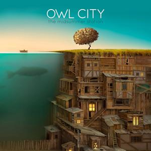 """This CD cover image released by Universal Republic Records shows the latest release by Owl City, """"The Midsummer Station."""" (AP Photo/Universal Republic Records)"""