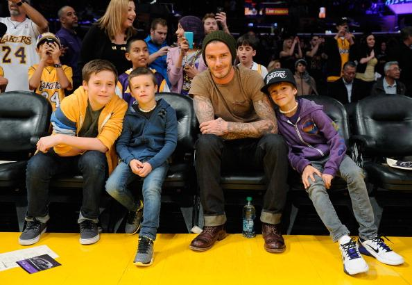 Lakers - Beckham