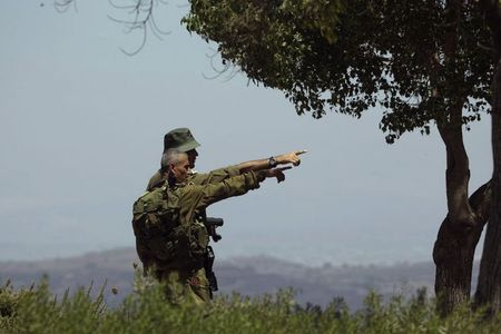 U.N. was told Golan peacekeepers seized 'for their protection'