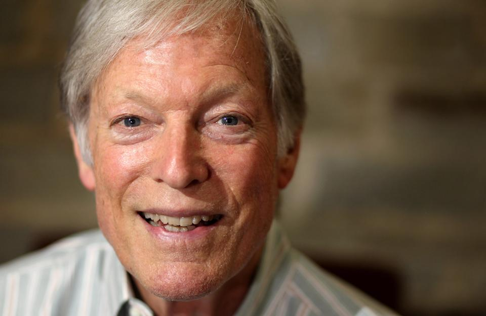 "This June 27, 2012, photo shows actor Richard Chamberlain, from the upcoming play ""The Exorcist"" in Los Angeles. The play, an adaptation of the 1971 William Peter Blatty novel, runs through Aug. 12, at the Geffen Playhouse in Los Angeles. (Photo by Matt Sayles/Invision/AP)"