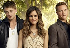 Wilson Bethel, Rachel Bilson, Scott Porter | Photo Credits: The CW