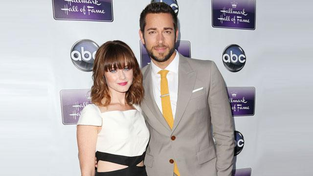 5 Questions with Alexis Bledel & Zachary Levi