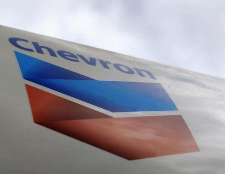 Chevron profit drops but beats expectations on refining margins