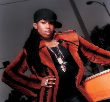 Missy Elliott UPN's The Road to Stardom with Missy Elliott