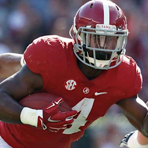 Bama's Best: T.J. Yeldon Leads Record-Setting Day For Tide
