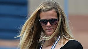 Brooklyn Decker's Bold Bottoms at the US Open