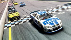 nascar racing video game