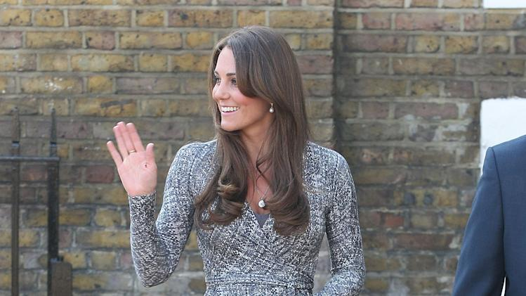 The Duchess Of Cambridge Visits Hope House