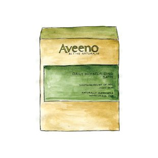 Aveeno Moisturizing Bath Powder, Jan 13, p38